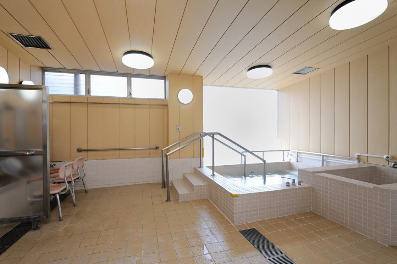 ボンセジュール四つ木(介護付有料老人ホーム(一般型特定施設入居者生活介護))の画像(8)1F 浴室