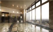 グランコスモ武蔵浦和(シニア向け分譲マンション)の画像(5)大浴場