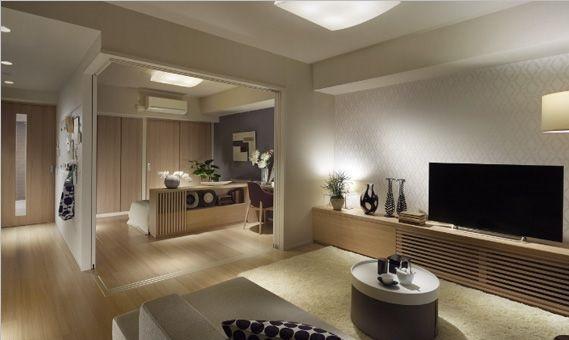 グランコスモ武蔵浦和(シニア向け分譲マンション)の画像(3)居室例