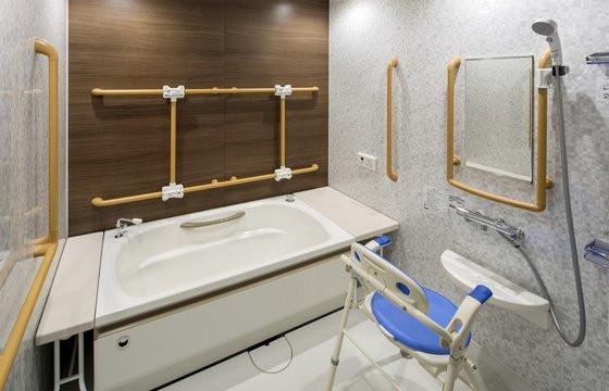 ココファン浦和六辻(サービス付き高齢者向け住宅(一般型特定施設入居者生活介護))の画像(3)個浴
