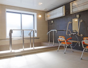 リアンレーヴ草加(介護付有料老人ホーム)の画像(21)大浴場