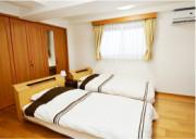 申孝園ロータスヴィラ(介護付有料老人ホーム)の画像(11)夫婦部屋の寝室