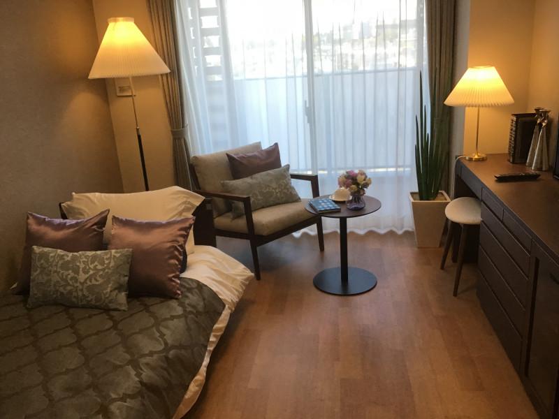 ウェルケアヒルズ馬事公苑(住宅型有料老人ホーム)の画像(14)居室写真