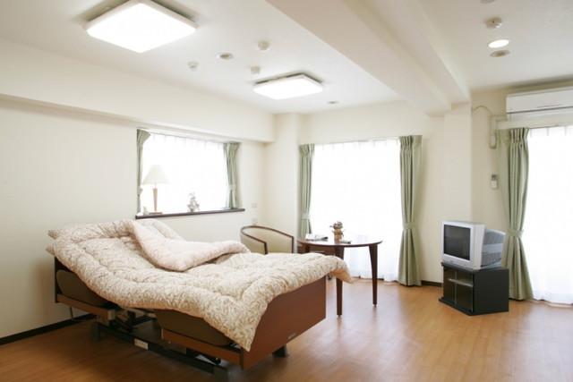 リアンレーヴ西葛西(介護付有料老人ホーム)の画像(5)居室