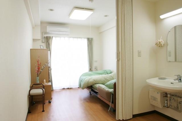 リアンレーヴ西葛西(介護付有料老人ホーム)の画像(6)居室