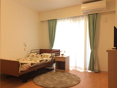 ライブラリMum草加(サービス付き高齢者向け住宅(一般型特定施設入居者生活介護))の画像(7)居室