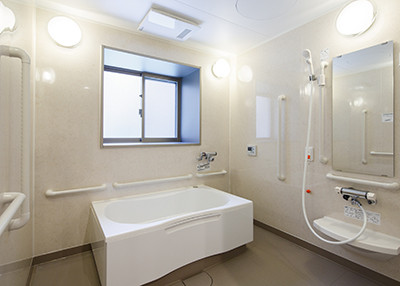 ライブラリMum草加(サービス付き高齢者向け住宅(一般型特定施設入居者生活介護))の画像(12)一般浴槽