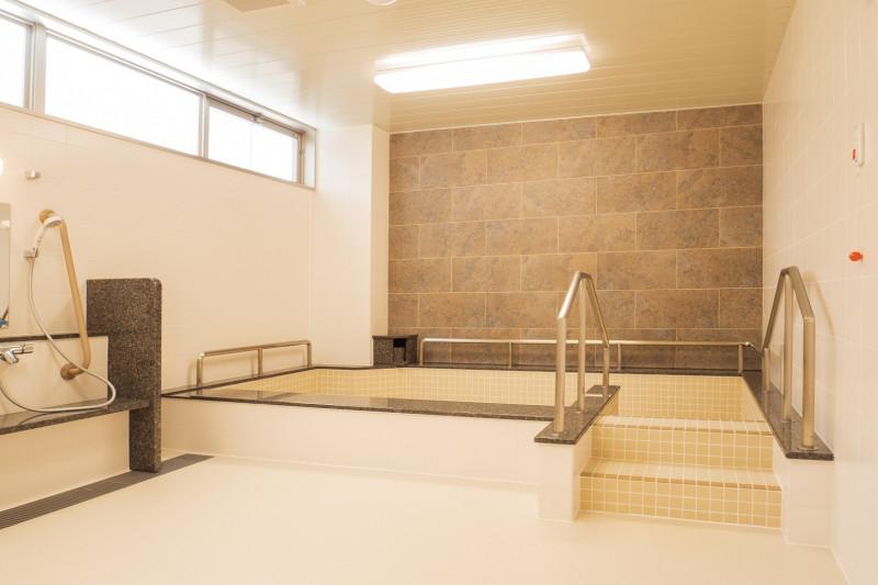 リアンレーヴふじみ野(住宅型有料老人ホーム)の画像(21)大浴場