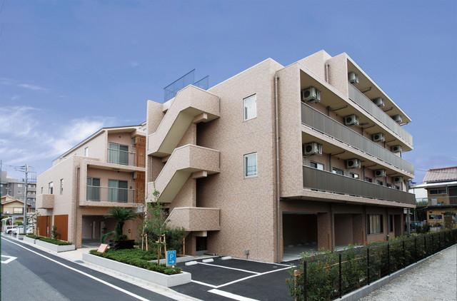 ニチイホーム江戸川(介護付有料老人ホーム)の画像(1)ホームの外観です