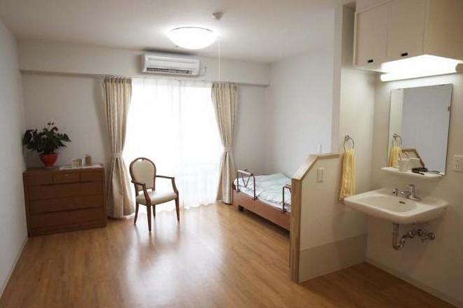 まどか船堀(介護付有料老人ホーム(一般型特定施設入居者生活介護))の画像(2)居室イメージ