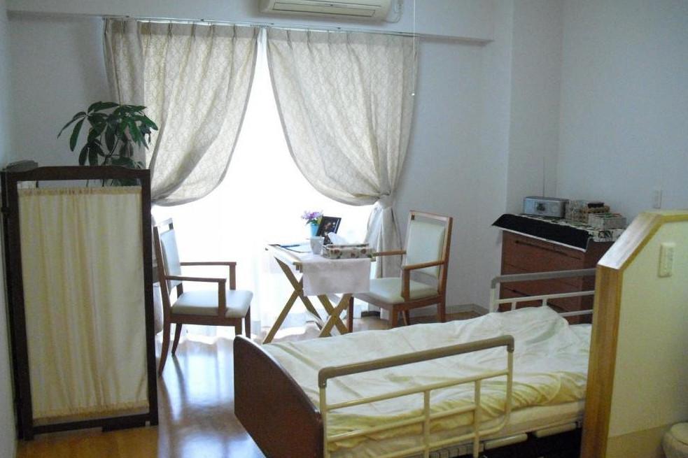 まどか船堀(介護付有料老人ホーム(一般型特定施設入居者生活介護))の画像(3)居室イメージ