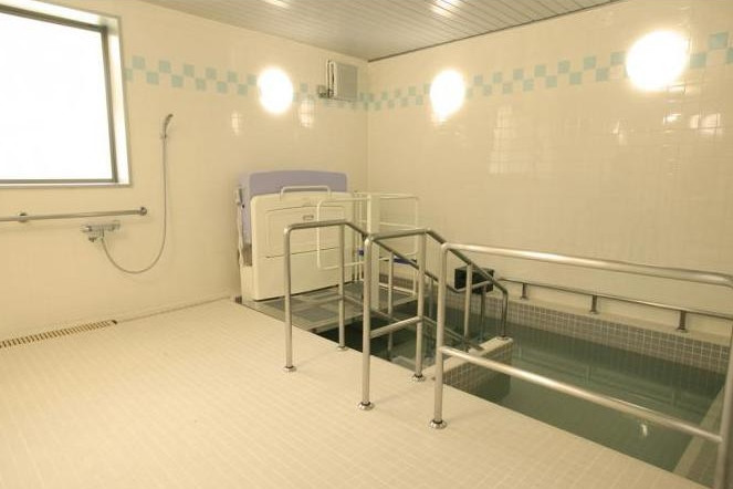 まどか船堀(介護付有料老人ホーム(一般型特定施設入居者生活介護))の画像(8)浴室