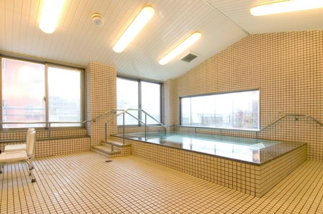 ライフコミューン西葛西(介護付有料老人ホーム)の画像(4)展望大浴場