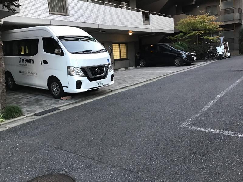 ライフコミューン西葛西(介護付有料老人ホーム)の画像(10)駐車場