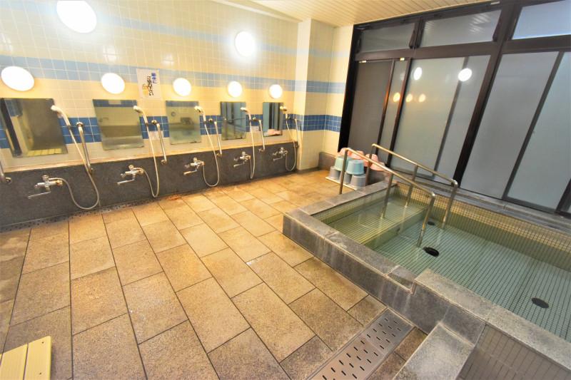 サンセゾン・I(サービス付き高齢者向け住宅)の画像(6)大浴場