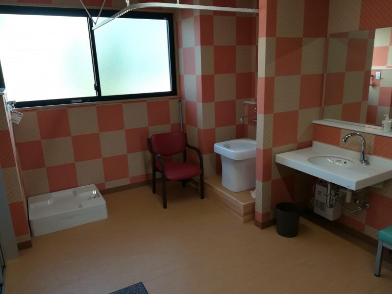 シニアの杜・越谷(介護付き有料老人ホーム)(介護付有料老人ホーム)の画像(3)浴室③の脱衣所です。