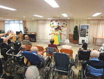 グッドタイムナーシングホーム・江戸川(介護付有料老人ホーム)の画像(5)誕生会