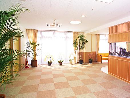 グッドタイムナーシングホーム・江戸川(介護付有料老人ホーム)の画像(6)エントランスホール