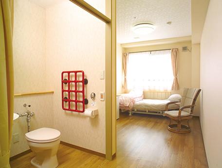 グッドタイムナーシングホーム・江戸川(介護付有料老人ホーム)の画像(10)居室