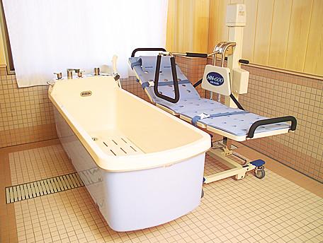 グッドタイムナーシングホーム・江戸川(介護付有料老人ホーム)の画像(11)機械浴室