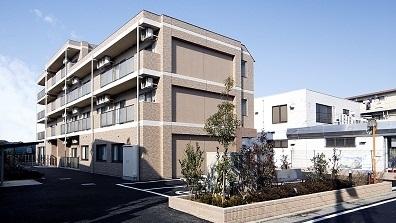 そんぽの家稲城矢野口の画像