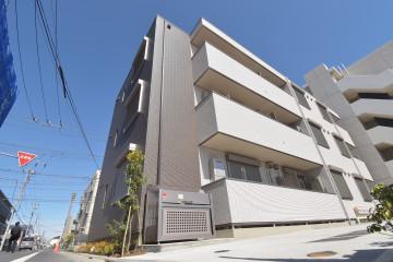 【2020年3月新築】サンリスタ六町(シニア向け賃貸住宅)の画像(1)