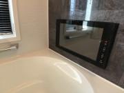 グランジュール尾山台(サービス付き高齢者向け住宅)の画像(22)浴室テレビ