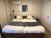 グランジュール尾山台(サービス付き高齢者向け住宅)の画像(25)モデルルーム寝室