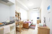 グレイプス川崎新町(サービス付き高齢者向け住宅)の画像(5)1R住戸