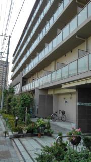 グレイプス川崎新町(サービス付き高齢者向け住宅)の画像(16)外観