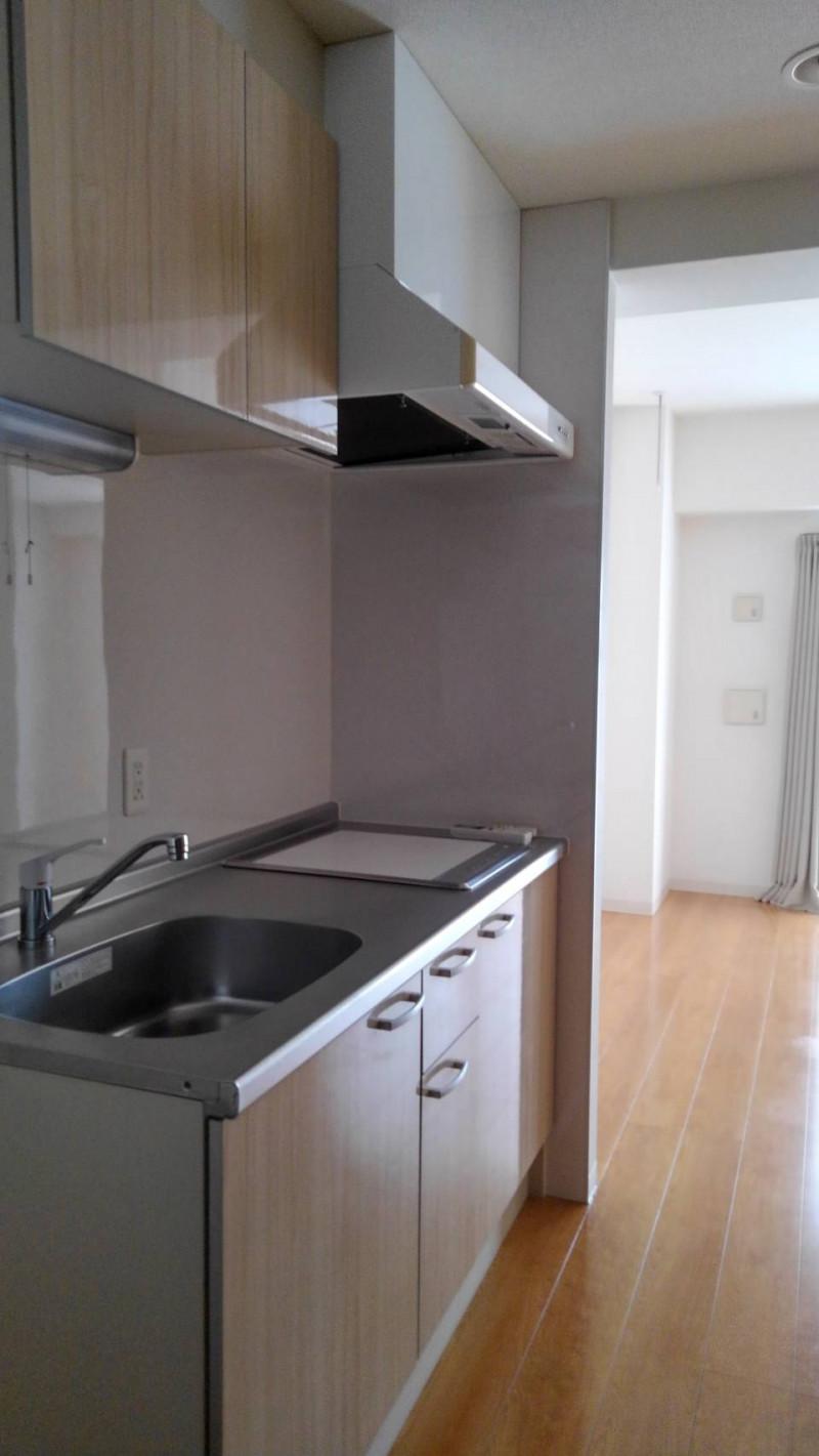 グレイプス川崎新町(サービス付き高齢者向け住宅)の画像(9)キッチン