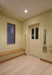 リリィパワーズレジデンス貝塚(サービス付き高齢者向け住宅)の画像(5)エレベーター