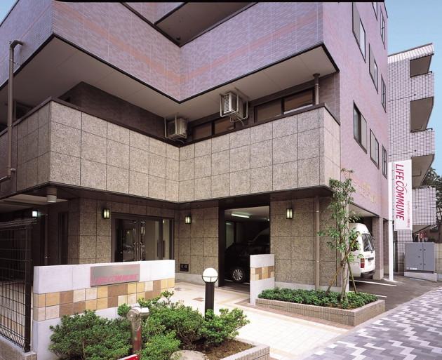ライフコミューン武蔵小杉(介護付有料老人ホーム)の画像(1)