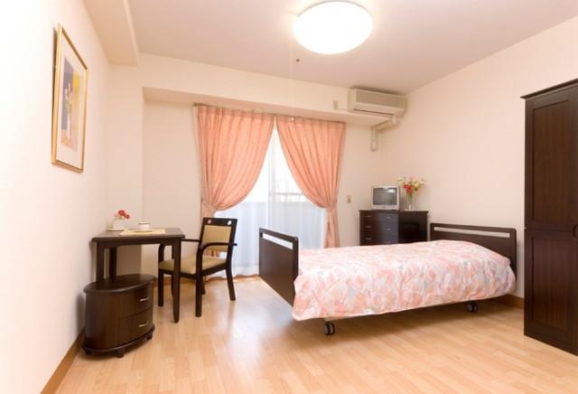 ライフコミューン武蔵小杉(介護付有料老人ホーム)の画像(3)居室