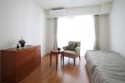 グランダ元住吉(介護付有料老人ホーム(一般型特定施設入居者生活介護))の画像(2)2F 居室イメージ