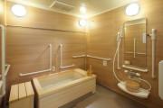 グランダ元住吉(介護付有料老人ホーム(一般型特定施設入居者生活介護))の画像(8)3F 浴室