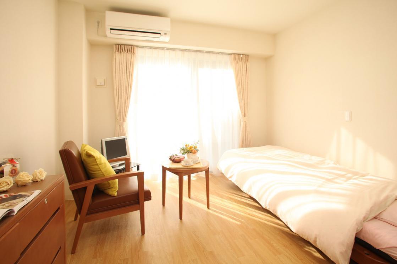 メディカル・リハビリホームグランダ日吉(介護付有料老人ホーム(一般型特定施設入居者生活介護))の画像(2)居室イメージ
