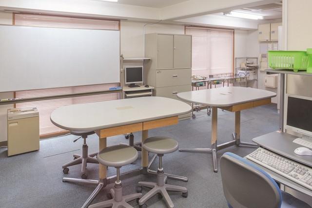 ニチイホーム元住吉(介護付有料老人ホーム)の画像(4)健康管理室です。