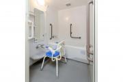 ボンセジュール武蔵新城(介護付有料老人ホーム(一般型特定施設入居者生活介護))の画像(6)1F 浴室