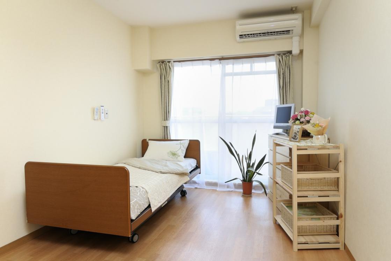 ボンセジュール武蔵新城(介護付有料老人ホーム(一般型特定施設入居者生活介護))の画像(2)居室イメージ