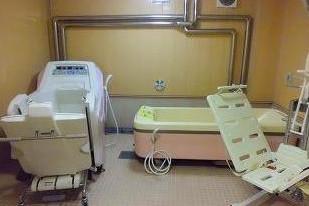 ボンセジュール武蔵新城(介護付有料老人ホーム(一般型特定施設入居者生活介護))の画像(7)1F 浴室