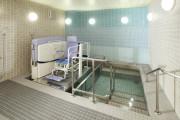 まどか武蔵新城(介護付有料老人ホーム(一般型特定施設入居者生活介護))の画像(5)1F 浴室