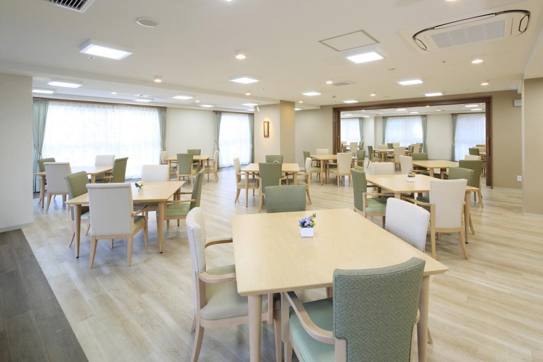 メディカルホームグランダ武蔵新城(住宅型有料老人ホーム)の画像(5)