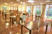 ハートランド川崎(サービス付き高齢者向け住宅)の画像(4)食堂