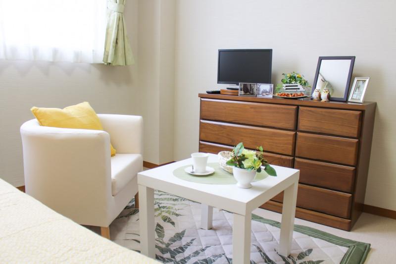 ハートランド川崎(サービス付き高齢者向け住宅)の画像(2)居室1