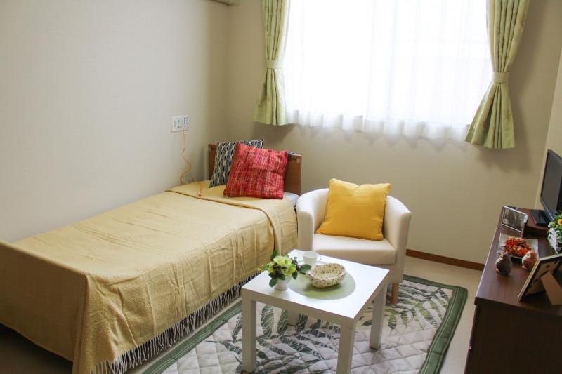 ハートランド川崎(サービス付き高齢者向け住宅)の画像(3)居室2