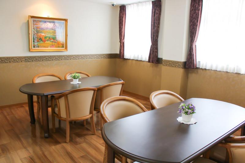 ハートランド川崎(サービス付き高齢者向け住宅)の画像(5)談話室