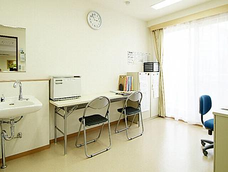 グッドタイムホーム・生田(介護付有料老人ホーム)の画像(7)健康管理室