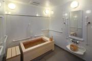 メディカルホームグランダ生田(住宅型有料老人ホーム)の画像(4)2F 浴室