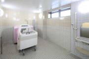 メディカルホームグランダ生田(住宅型有料老人ホーム)の画像(5)1F 浴室